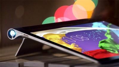 Lenovo YOGA Tablet 2 Pro, Tablet Pertama dengan Proyektor Harga Rp8Juta