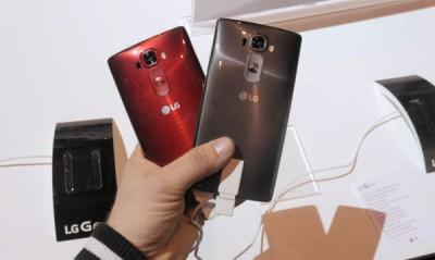 LG: LG G Flex 2 Tidak BermasalahOverheating