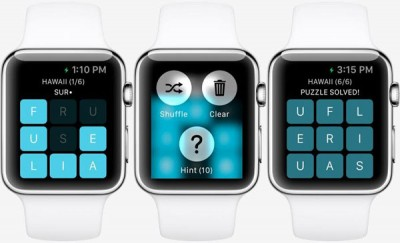 Mau Tahu Tampilan Game di Apple Watch?