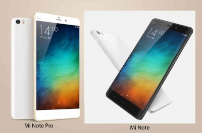 Xiaomi Luncurkan Mi Note & Mi Note Pro, IniKeunggulannya