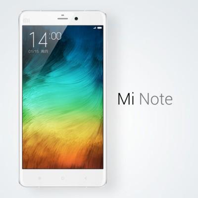 Resmi Diumumkan, Ini Spesifikasi Detil dan Harga Xiaomi MiNote